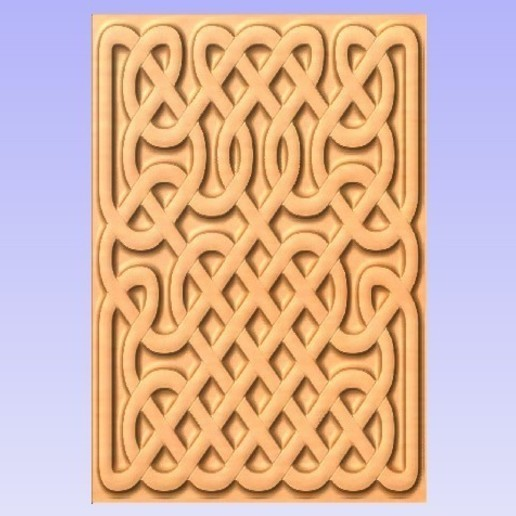 Download free 3D printer files Decorative Panel, cult99