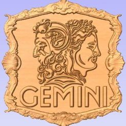 Download free 3D printing designs Gemini, Cult99