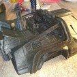 Download free STL file DIY DeLorean Time Machine with lights!!, janka27