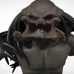 11.jpg Download STL file Predator Predator - Predator 2 • 3D printing model, Serendipia