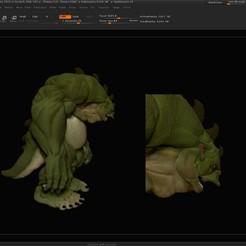 Descargar diseños 3D gratis Reptilio - Thundercats - (versión libre), yi_laloka_22