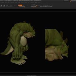 Download free 3D printer files Reptilian - Thundercats - (free version), yi_laloka_22