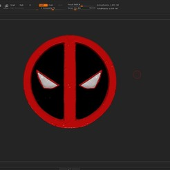Download 3D printer model Deadpool - gear lever, Serendipia