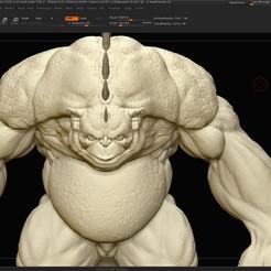 Descargar archivo 3D Reptiliano - reptiloide - thundercats , Serendipia