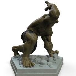 Descargar diseños 3D Nosotros tenemos un Hulk, Serendipia