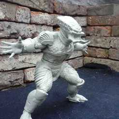 Descargar diseños 3D Depredador - Predator - NO PREPARADO PARA IMPRIMIR, Serendipia