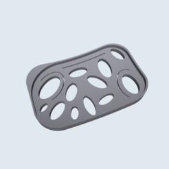 Descargar modelos 3D soporte de jabón, endlesspoland