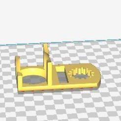 h8.jpg Télécharger fichier STL gratuit porte-téléphone intelligent • Plan pour impression 3D, zhblue