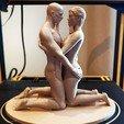 Love_Pring2.jpg Télécharger fichier STL gratuit Amour • Design pour impression 3D, Double_Alfa_3D