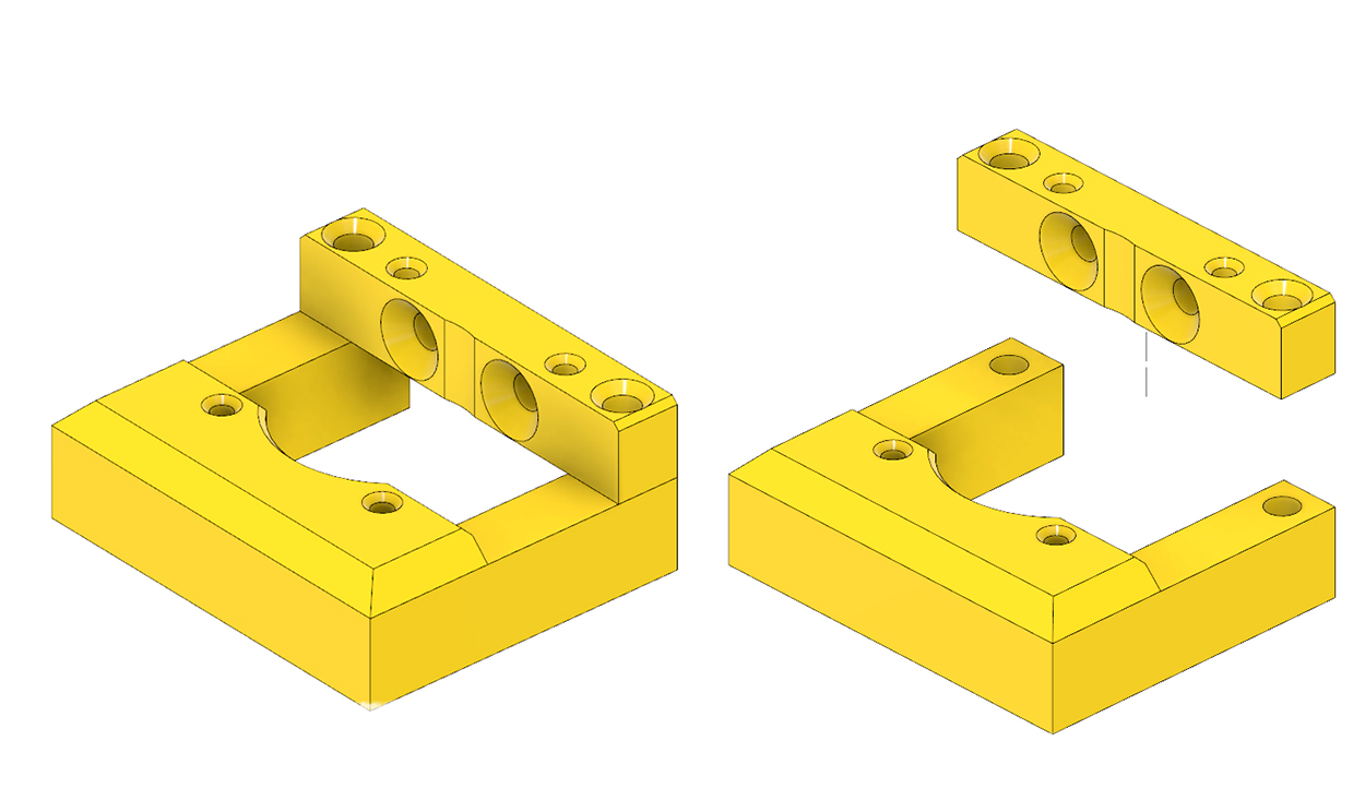 CR-10_Z_Motor_Bracket.jpg Download free STL file Creality CR-10 Z Motor Bracket • 3D printing design, Double_Alfa_3D