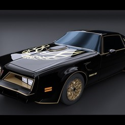 TransAM-77-Front.jpg Download free STL file Trans-Am 1977 • 3D printing design, Double_Alfa_3D