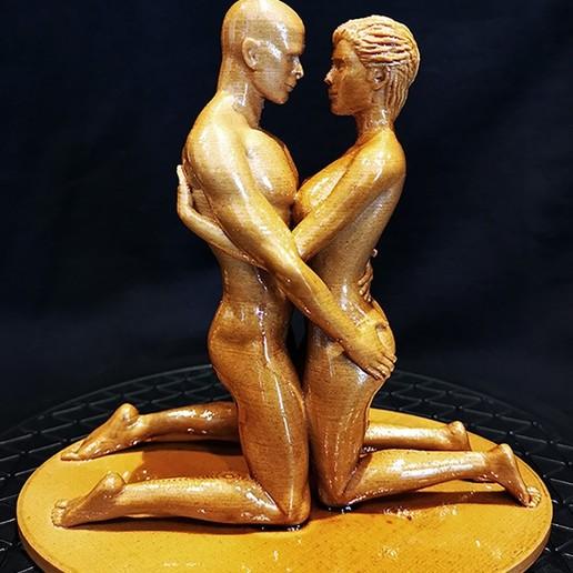 Love_Print3.jpg Télécharger fichier STL gratuit Amour • Design pour impression 3D, Double_Alfa_3D