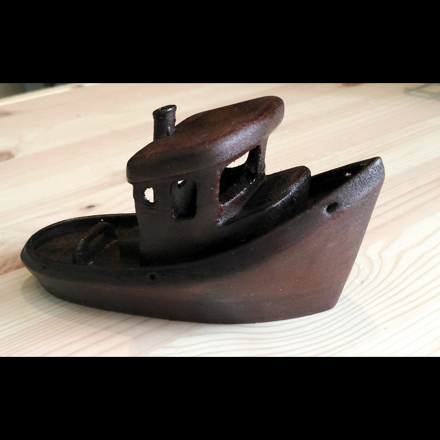 TugBoat.jpg Download free STL file Tugboat • 3D printer design, Double_Alfa_3D