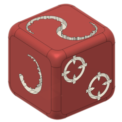 Nemesis_Attack_D6.png Download free STL file Nemesis Attack D6 • 3D print template, SaydamCustomShop