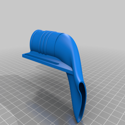 CNC_Spindle_Vac_v3_-_118mm.png Download free STL file CNC Spindle vac • Design to 3D print, SaydamCustomShop