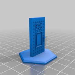 86a8a833feacf9fc420fc0f7ae97f1c6.png Download free STL file Gloomhaven doors • 3D printable model, SaydamCustomShop