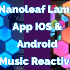 Impresiones 3D Lámpara Nanoleaf, 3DFactory