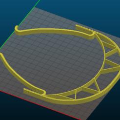 Impresiones 3D gratis FACE SHIELD SVtechnik, coreyounow