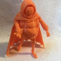 Download free 3D printing templates Giles, B1nkfish
