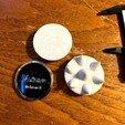 IMG_0365.jpg Download free STL file Center Hub Caps • 3D printer template, B1nkfish