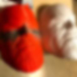 Télécharger fichier imprimante 3D gratuit Masque Thanos, B1nkfish