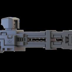 Thumb.png Télécharger fichier STL gratuit Le fusil Mech Railgun du communiste de l'espace est dépassé • Objet pour impression 3D, Xplosiv