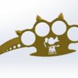 gibl.png Télécharger fichier STL poing Américain   • Objet pour imprimante 3D, le-padre