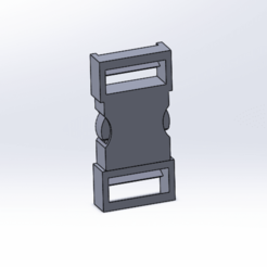 Download free 3D printing files clip-on clip, le-padre