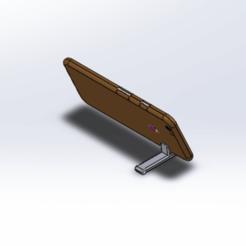 jkfvhn.png Télécharger fichier STL gratuit support téléphone porte clé    • Design pour impression 3D, le-padre