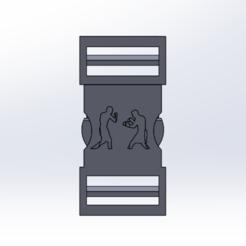 sdhrtzrt.png Télécharger fichier STL clip attache box • Plan à imprimer en 3D, le-padre