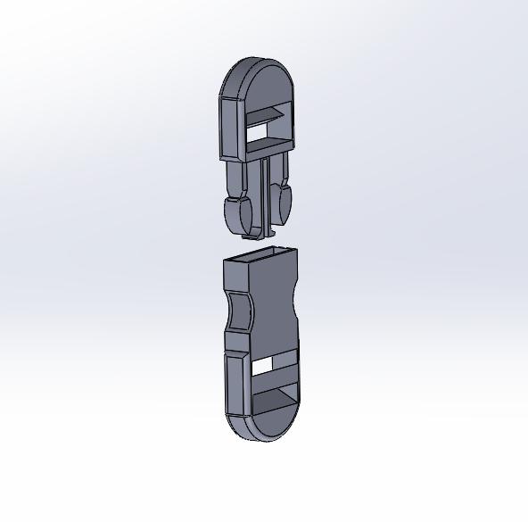 cgfhn.png Télécharger fichier STL gratuit clip attache  • Modèle imprimable en 3D, le-padre