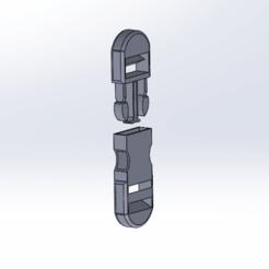 Télécharger fichier 3D gratuit clip attache , le-padre