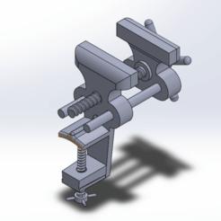 jlb.png Télécharger fichier STL Étaux a agrafe  • Design pour imprimante 3D, le-padre