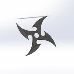 Descargar archivos 3D gratis shuriken, le-padre