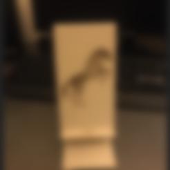 pied cheval.STL Télécharger fichier STL pied de téléphone (cheval)   • Modèle pour imprimante 3D, le-padre