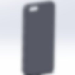 Download free STL file iPhone 6 shell, le-padre