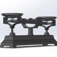 Descargar modelos 3D balance, le-padre