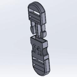 bn,cgh.png Télécharger fichier STL clip attache box  • Plan à imprimer en 3D, le-padre