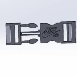 sdtbjhdty.png Download STL file Nike clip • 3D printing design, le-padre