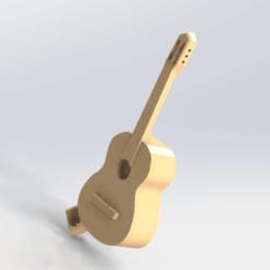 dfghg.png Télécharger fichier STL gratuit guitare  • Modèle pour imprimante 3D, le-padre