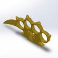 vb.png Télécharger fichier STL poing Américain   • Objet pour imprimante 3D, le-padre