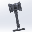 Télécharger fichier STL gratuit marteaux de thor  • Objet pour imprimante 3D, le-padre