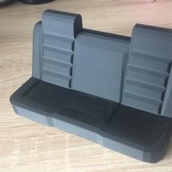 IMG_3722.JPG Download STL file RC 1/10 Rear bench / Car rear Seat • 3D print model, FredRcScale