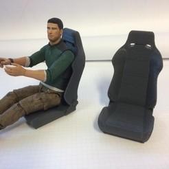 Image JPEG 3.jpeg Télécharger fichier STL Siege Recaro confort / recaro seat • Objet pour impression 3D, FredRcScale