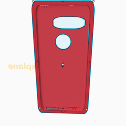 Download free 3D printing files LG V30 Phone Case, Tarushv77