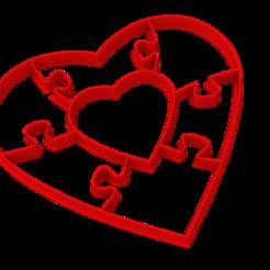 untitled.111.png Télécharger fichier STL Puzzle du cœur : l'emporte-pièce • Design à imprimer en 3D, emilianobene94