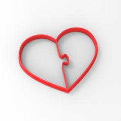 untitled.3.png Télécharger fichier STL casse-tête en forme de coeur • Plan pour imprimante 3D, emilianobene94