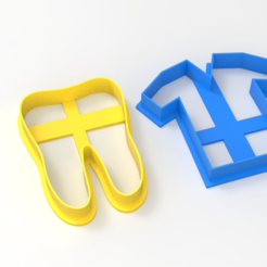 untitled.180.png Download STL file dentis cookie cutter set dentist dentist • 3D printing model, emilianobene94