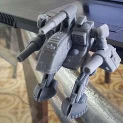 Impresiones 3D gratis Battletech Matar, Erivelton