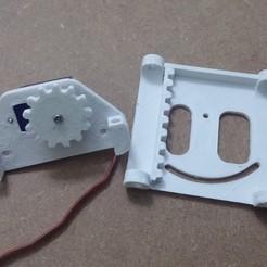 Télécharger fichier STL gratuit Actionneur linéaire pour machine à dessiner • Modèle à imprimer en 3D, Erivelton